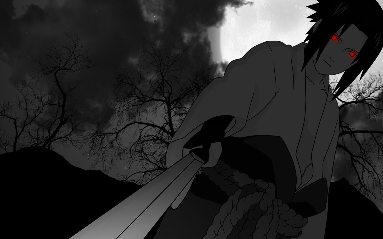 Sasuke black and white pchdwallpaper sasuke black and white pchdwallpaper pchdwallpaper voltagebd Image collections