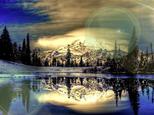 Scenic 壁紙画像