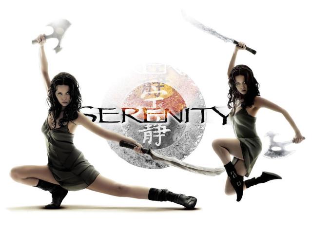 Serenity 壁紙画像