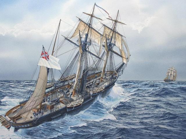Ship 壁紙画像