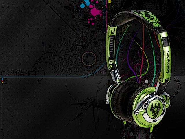 Skullcandy Music 壁紙画像