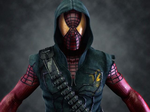 Spider Man 壁紙画像