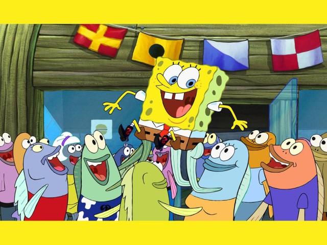 Spongebob 壁紙画像