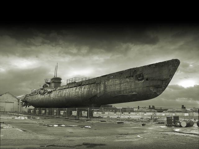 Submarine 壁紙画像