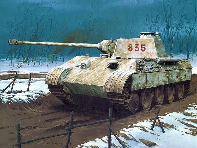 Tank 壁紙画像