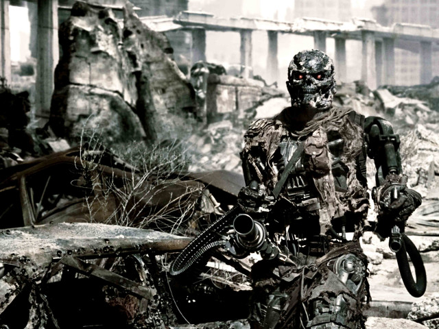 Terminator 壁紙画像