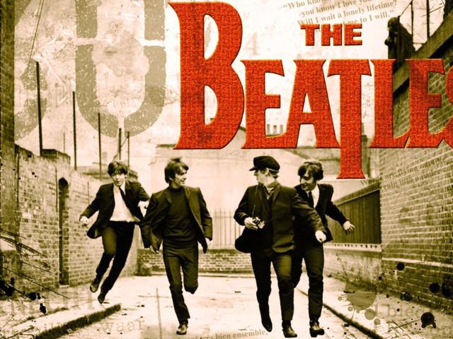 The Beatles 壁紙画像