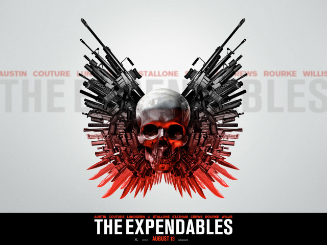 The Expendables   Skull 壁紙画像 壁紙画像