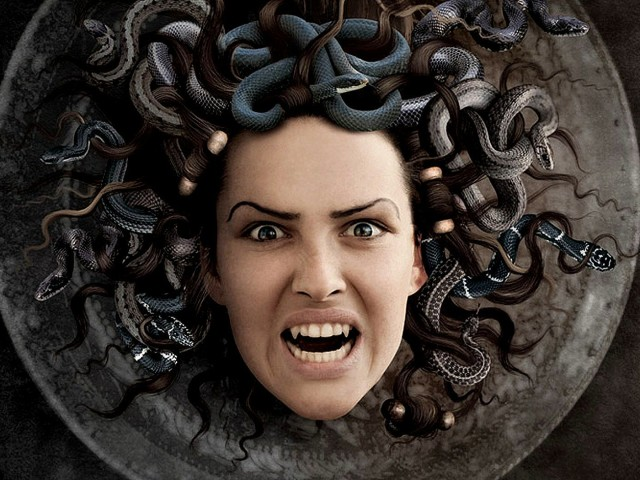The Face Of Medusa 壁紙画像