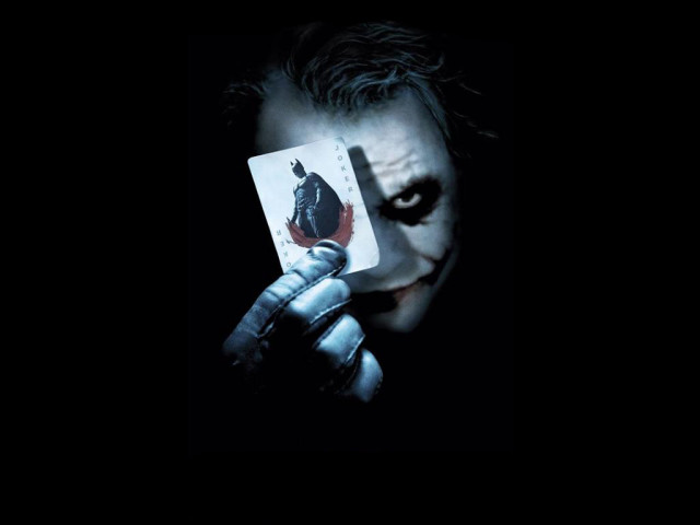 The Joker 壁紙画像