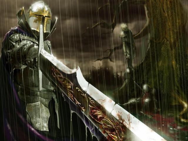 The Knight 壁紙画像