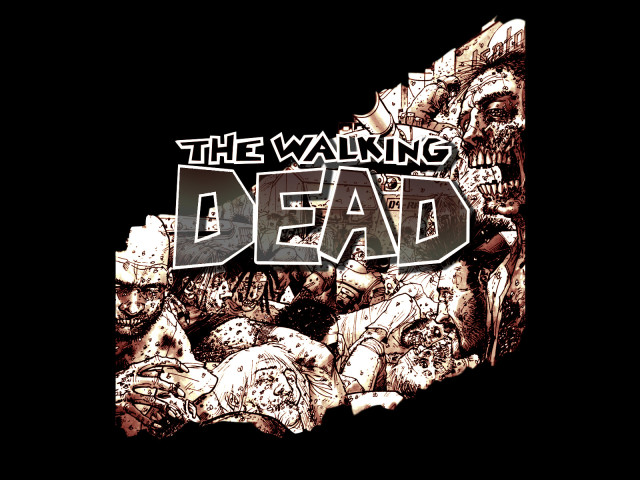 The Walking Dead 壁紙画像