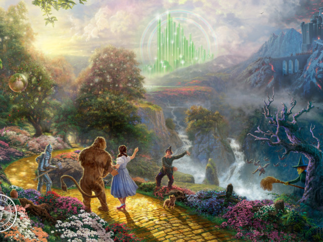 The Wizard Of Oz 壁紙画像