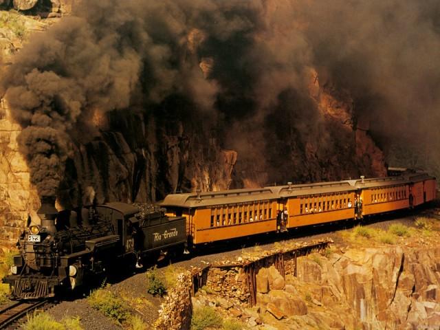 Train 壁紙画像