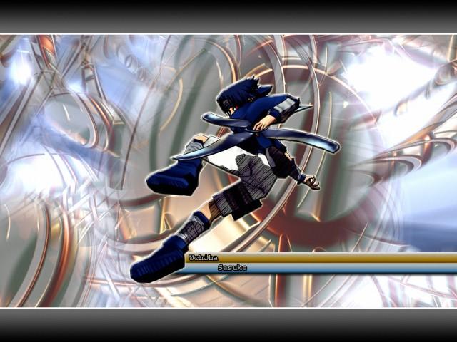 Uchiha Sasuke 壁紙画像