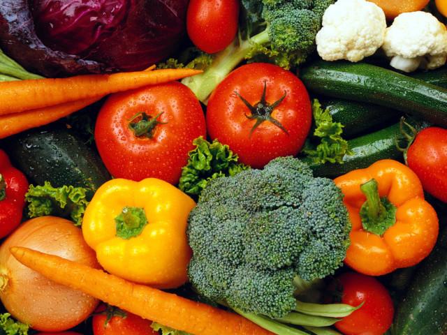 Vegetables 壁紙画像