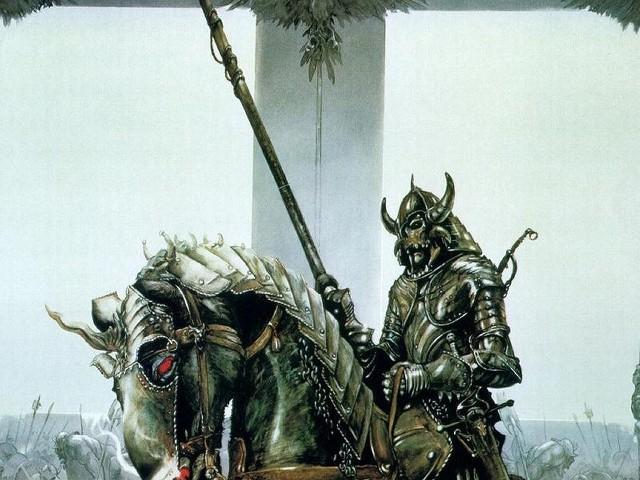 Warrior 壁紙画像