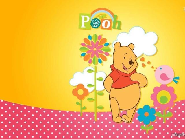 Winnie The Pooh 壁紙画像