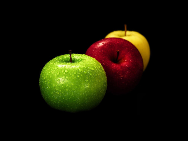 Apple Food 壁紙画像