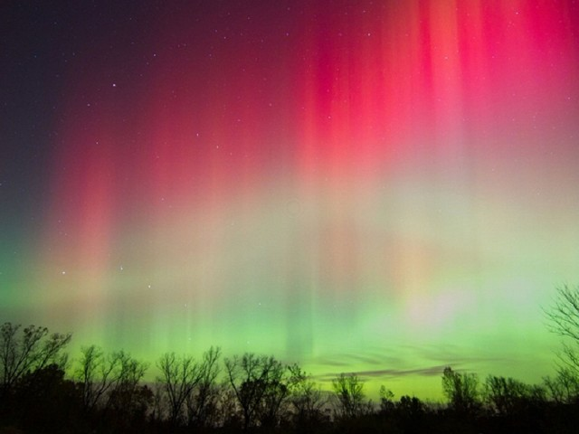 Aurora Borealis 壁紙画像