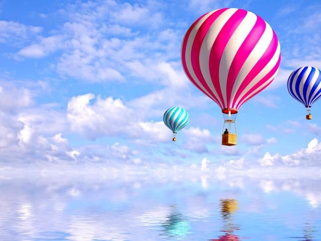 Balloon 壁紙画像