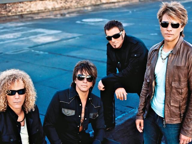 Bon Jovi 壁紙画像