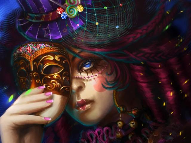 Carnaval Artistic 壁紙画像