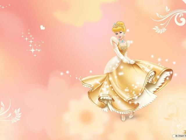 Cinderella 壁紙画像