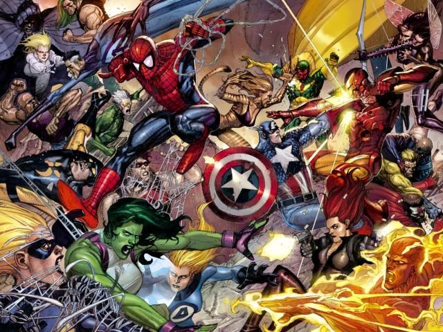Cloak Comics 壁紙画像