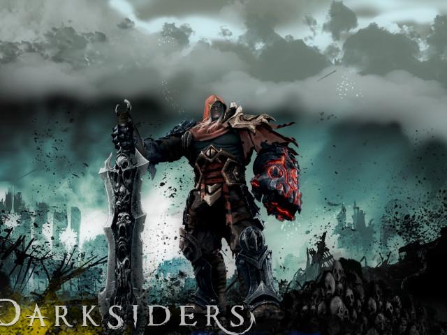 Darksiders 壁紙画像