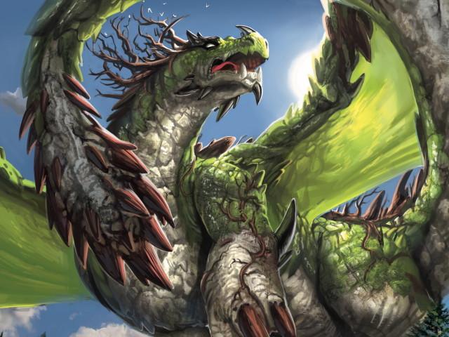 Earth Dragon 壁紙画像