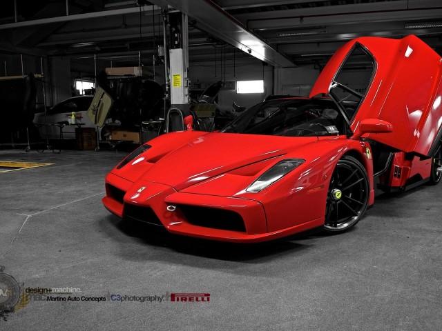 Ferrari 壁紙画像