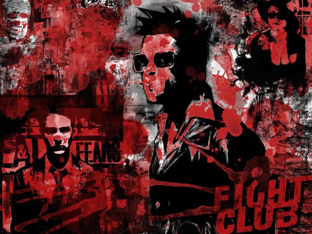 Fight Club 壁紙画像