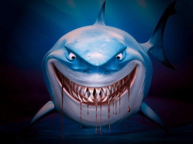 Finding Nemo 壁紙画像