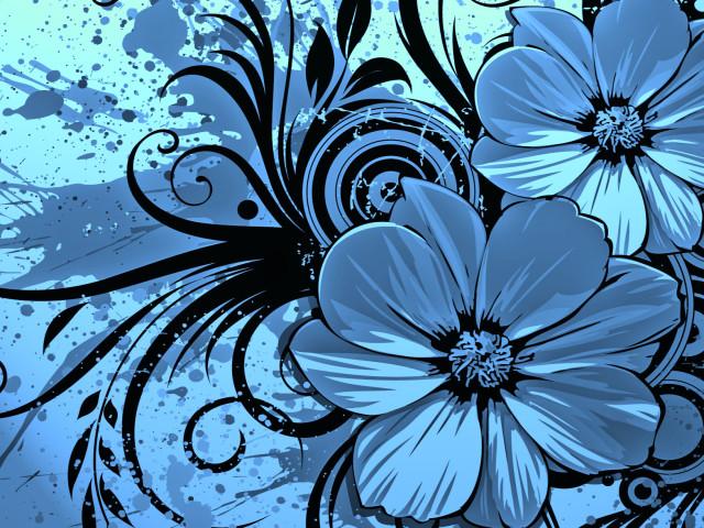 Flower Artistic 壁紙画像