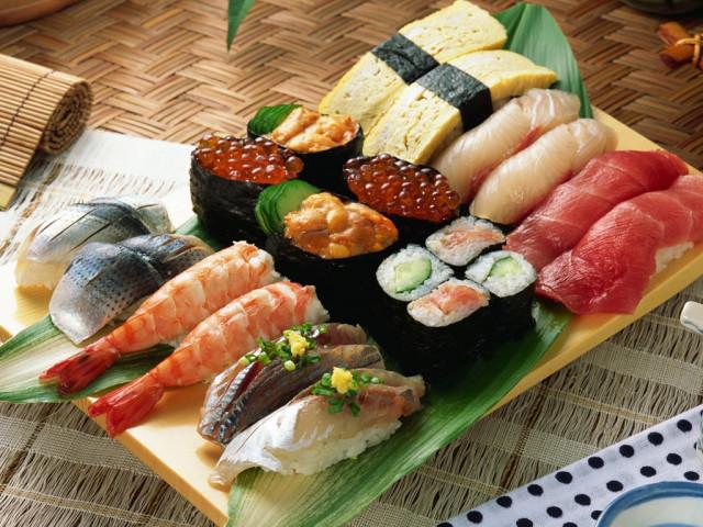 Food Sushi 壁紙画像