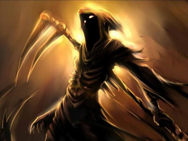 Grim Reaper 壁紙画像