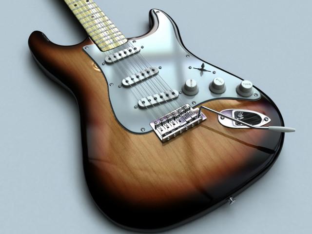 Guitar 壁紙画像