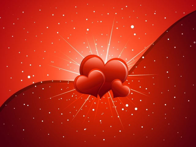 Hearts 壁紙画像