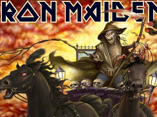 Iron Maiden 壁紙画像