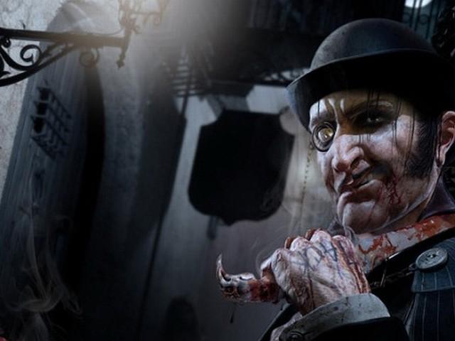 Jack The Ripper 壁紙画像