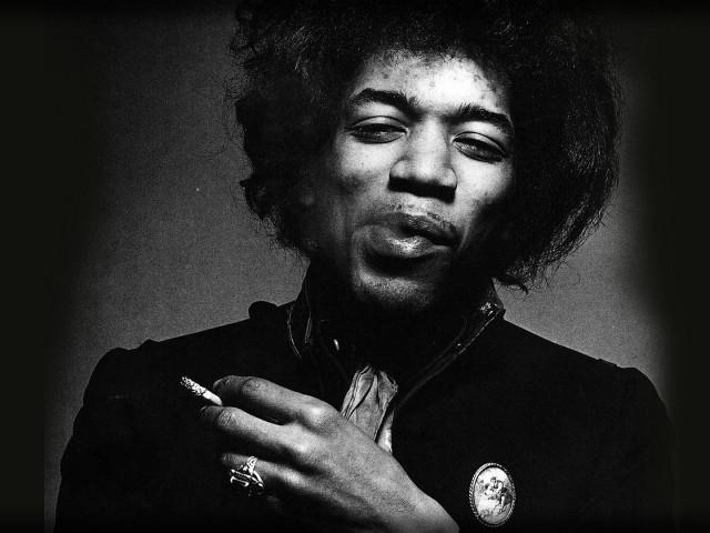 Jimi Hendrix 壁紙画像