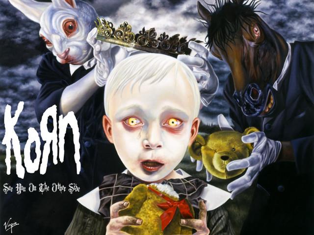 Korn 壁紙画像