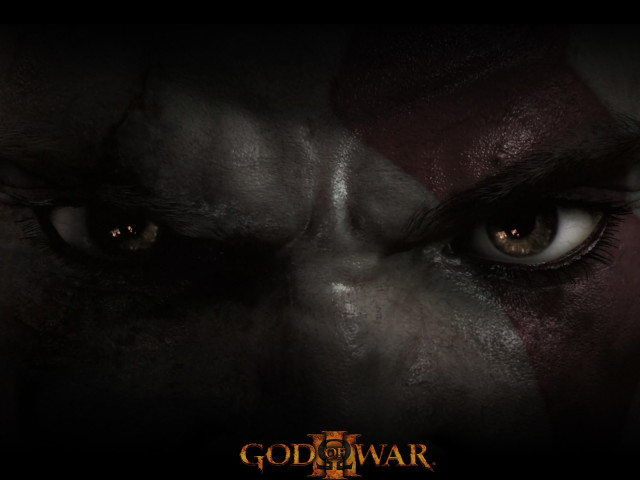 Kratos Video Game 壁紙画像