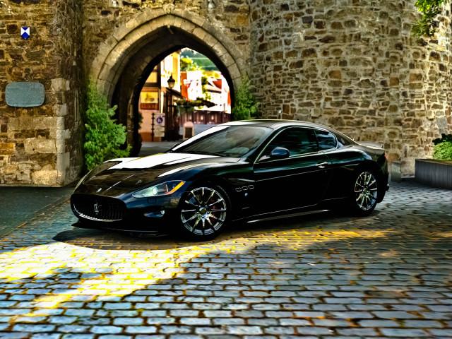 Maserati 壁紙画像
