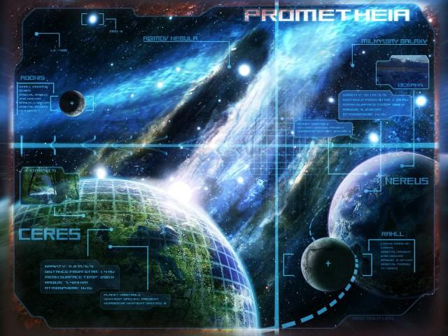 Mass Effect 壁紙画像