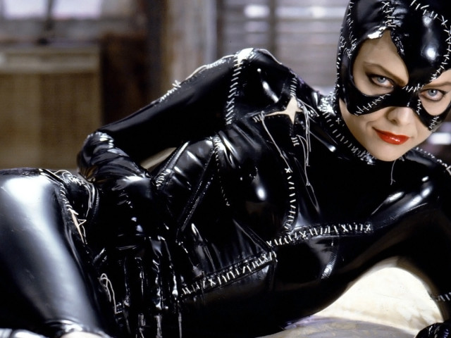 Michelle Pfeifer As Catwoman 壁紙画像