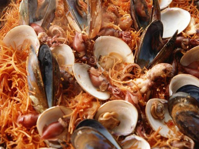 Mussels 壁紙画像