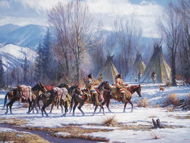 Native American 壁紙画像