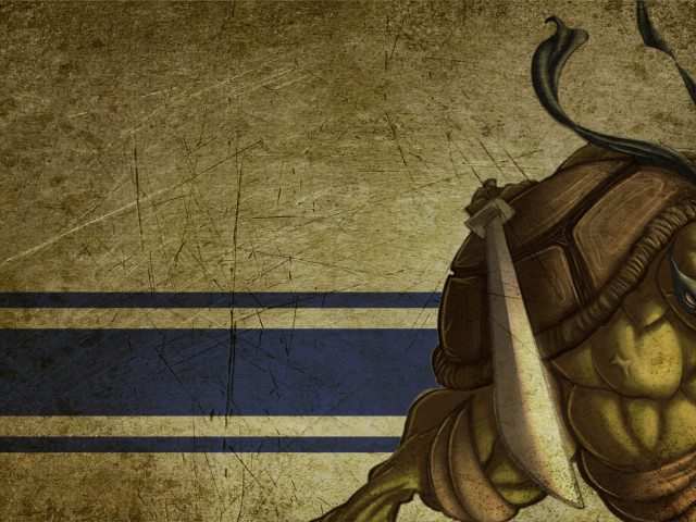 Ninja Turtles Comics 壁紙画像